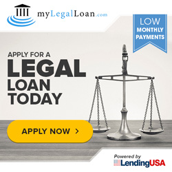 Legal Banner